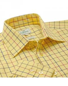 Hoggs Governor Premier Tattersall Shirt