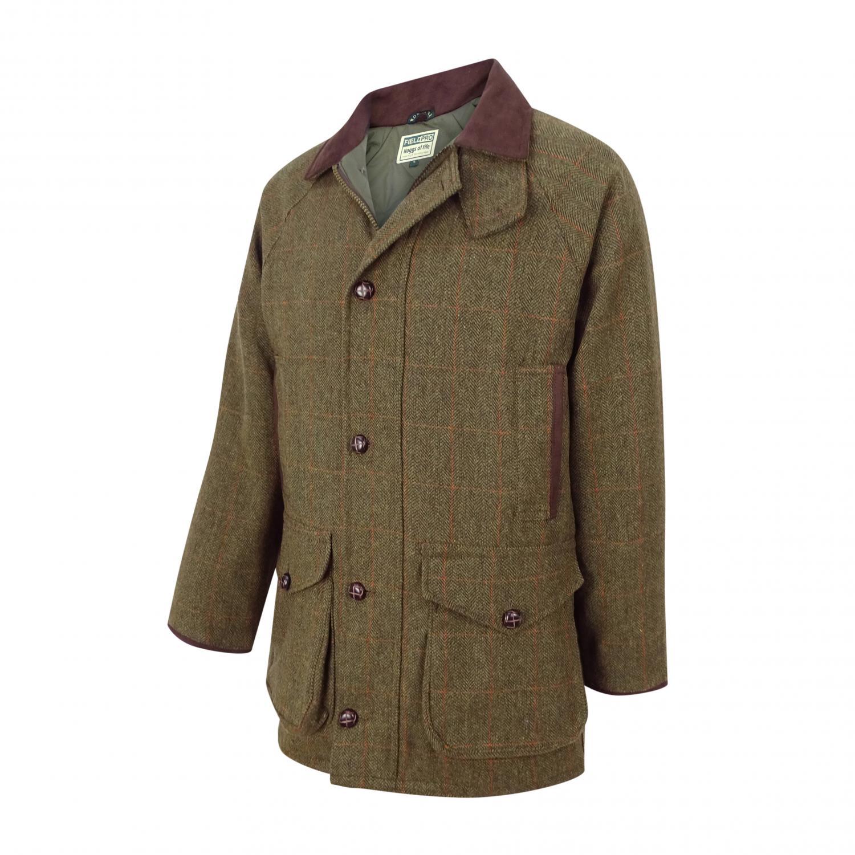 tweedjacka, shooting jacket, jaktjacka, tweed