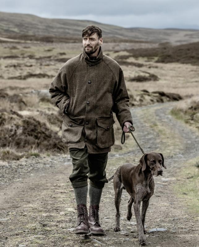 Hoggs Harewood Tweedjacka - jaktjacka