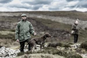 Hoggs Helmsdale Tweedjacka - jaktjacka