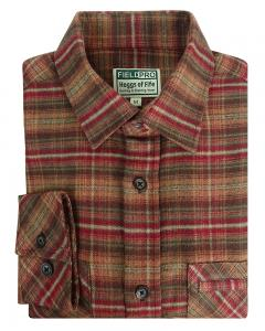 Hoggs Countrysport Luxury Hunting Shirt - flanell