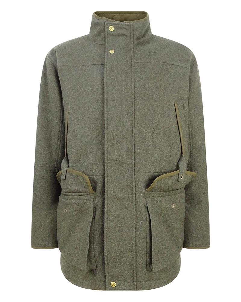 Hoggs Lairg Shooting Coat - jaktjacka i ull