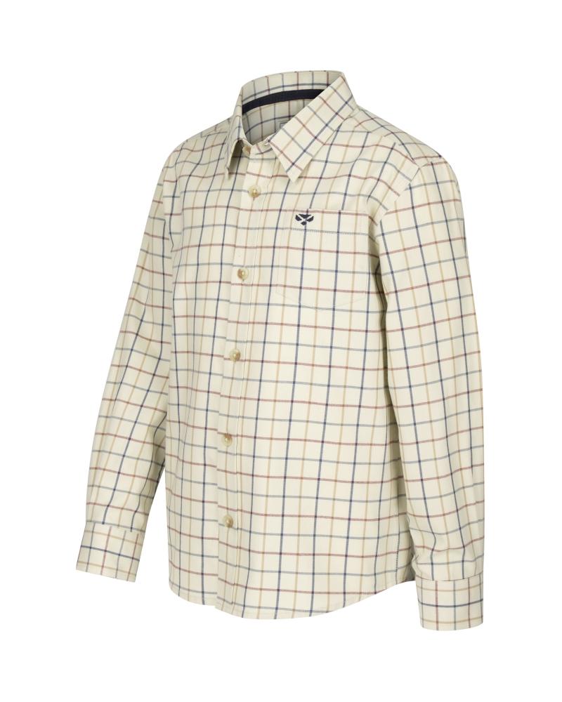 Hoggs Ambassador Junior - Tattersallskjorta