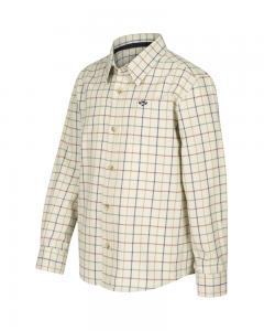 Hogga Ambassador Junior - Tattersallskjorta