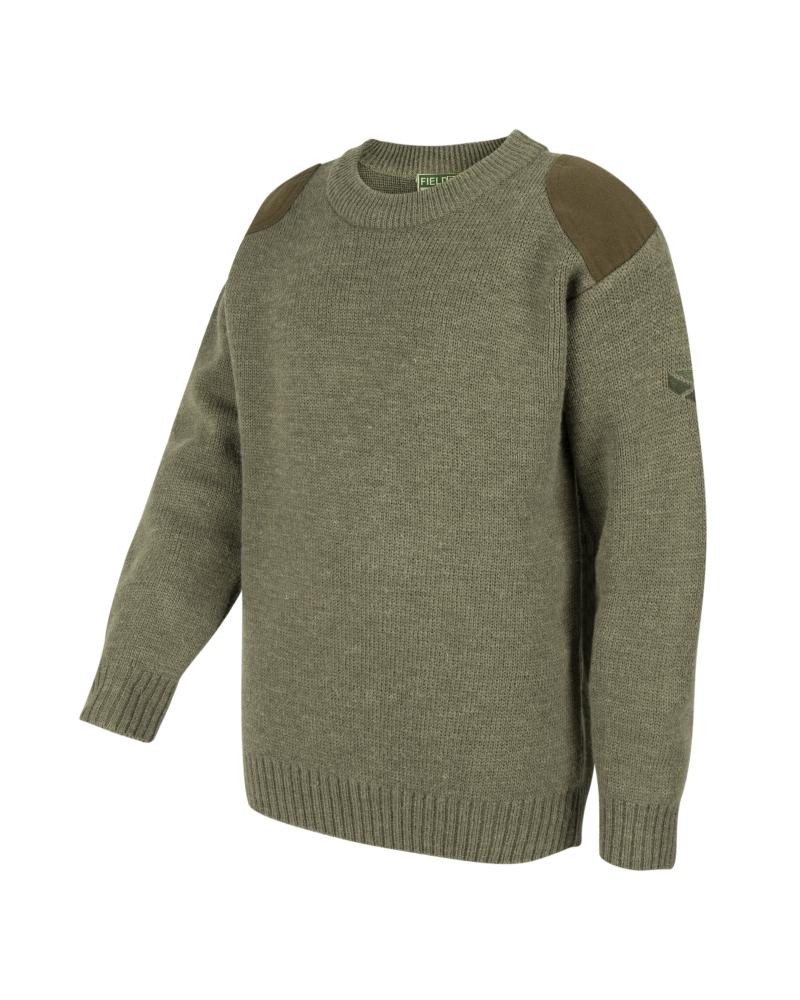 Hoggs Melrose Junior - stickad tröja