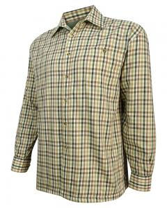 Hoggs Bracken - fleecefodrad skjorta