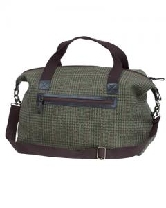 Hoggs Invergarry - tweed travel bag