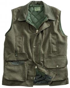 Hoggs Invergarry Tweed Gilet- jaktväst