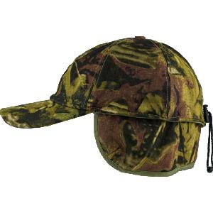 Jaktkeps med lampa - Wildfowler Cap - kamo