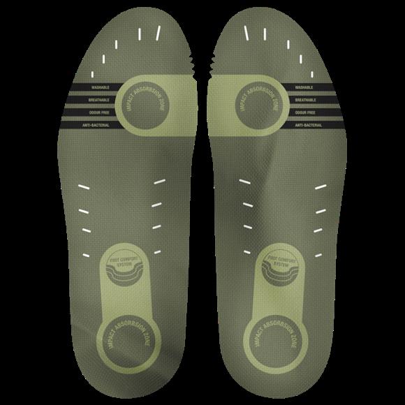 Jack Pyke Iläggssulor - ergonomiska innersulor