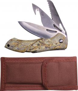 Fällkniv - Poachers Knife - multiverktyg