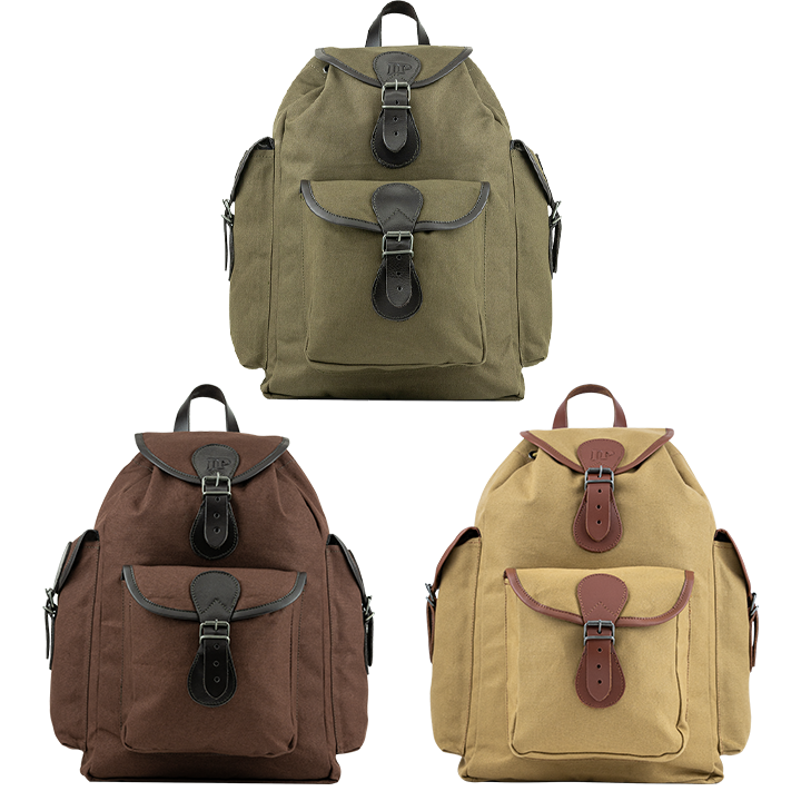 Jack Pyke Canvas Day Pack - ryggsäck