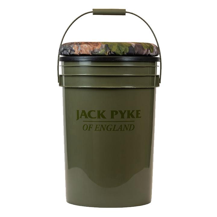 Jack Pyke Hide Seat - gömslepall med förvaring