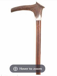 Bisley Promenadkäpp - hjorthorn