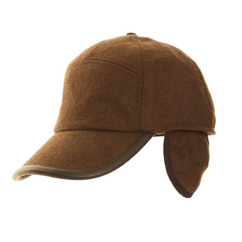Hawkins Baseball Cap - med öronlappar