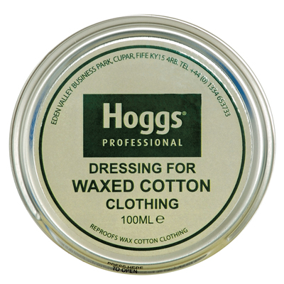 Wax Dressing