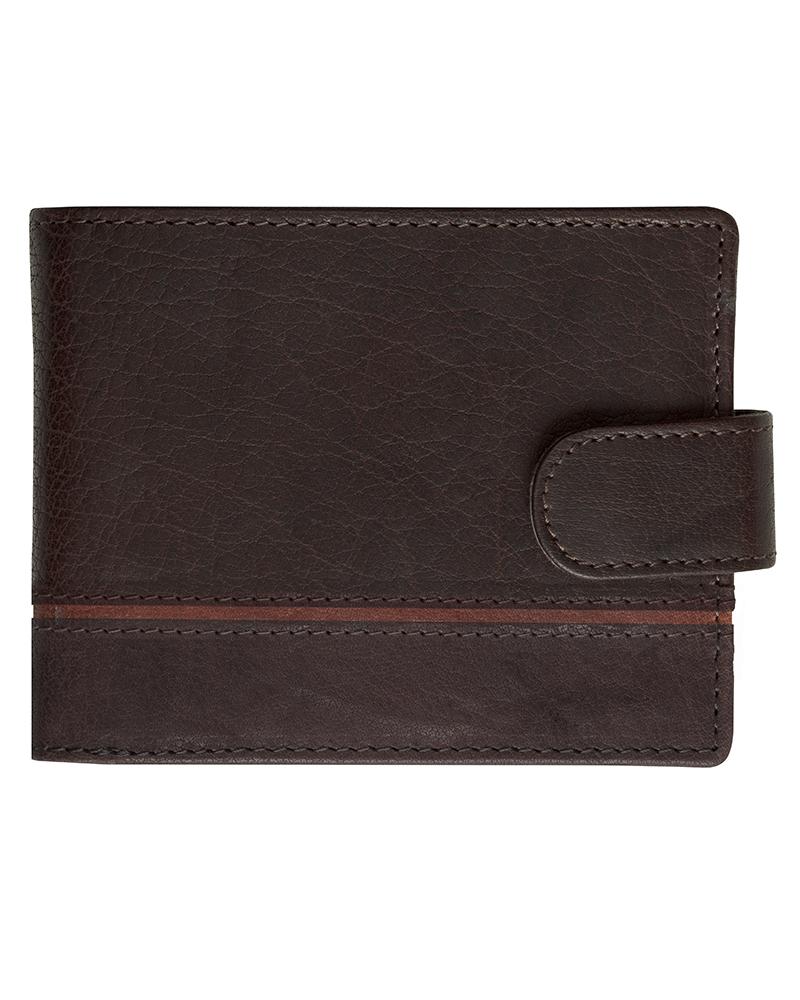 Hoggs Läderplånbok