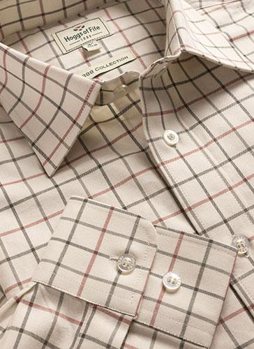 Hoggs Laird - Tattersallskjorta