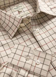 Hoggs Laird Premier Tattersall Shirt
