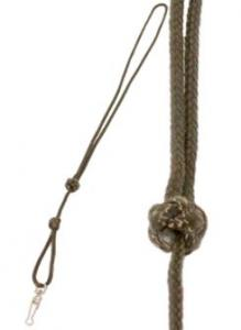 Visselrem - Lanyard - flätad nylon