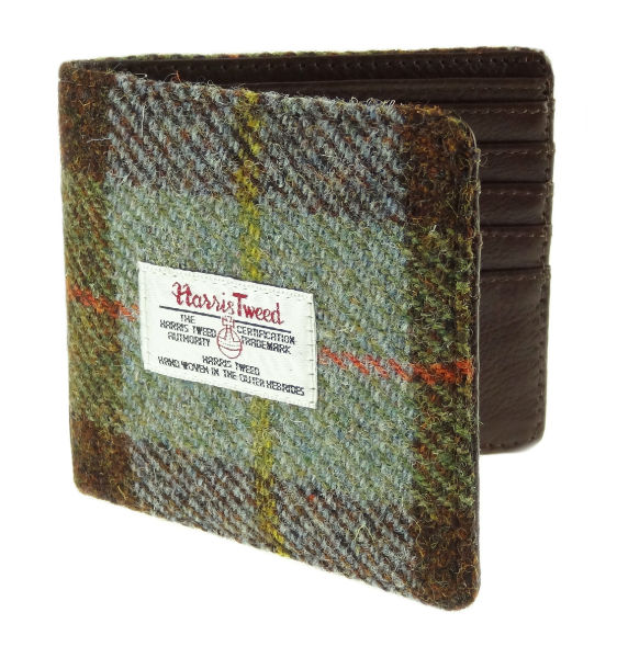 Glen Appin Harris Tweed - plånbok