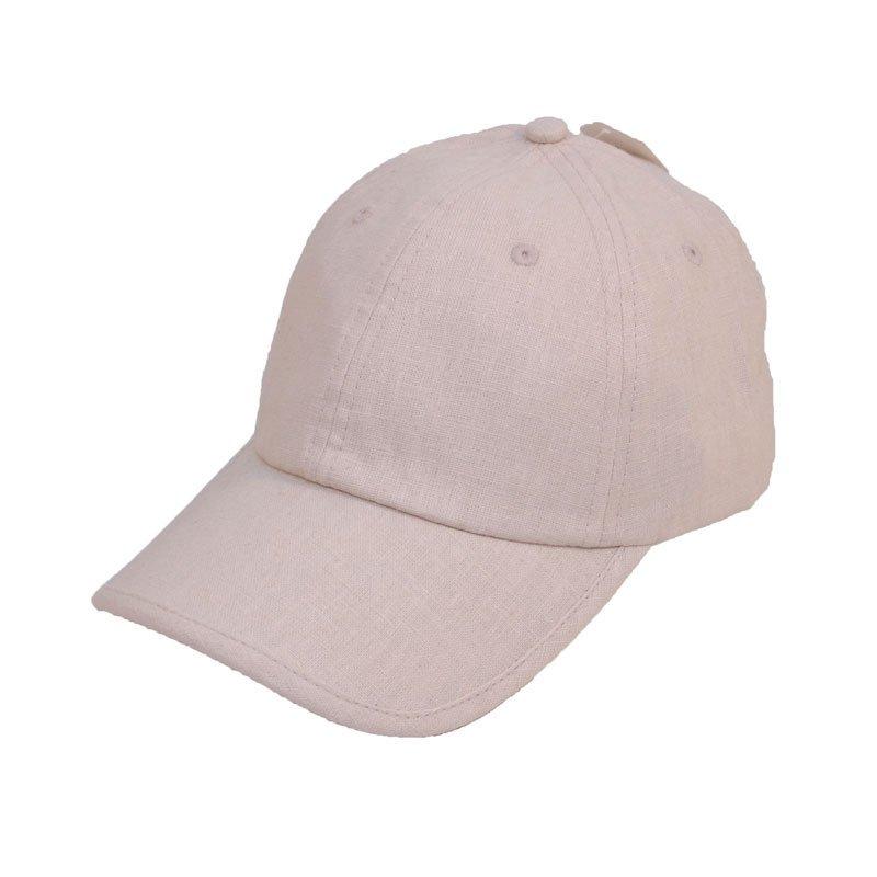 Hawkins Baseball Cap - linne