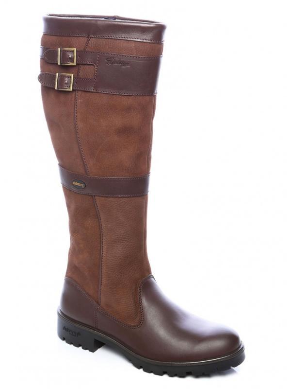 Dubarry Longford - läderstövel