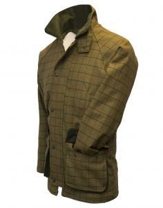 Walker & Hawkes Abingdon - shooting jacket tweed
