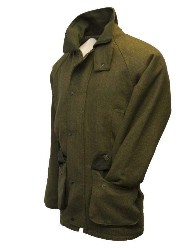 Walker & Hawkes Windsor - shooting jacket tweed