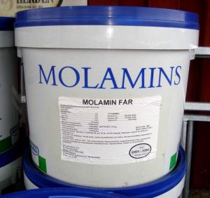 Mineralbalja Får Standard 20 kg - fårmineraler