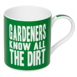 Mugg Gardeners know all the dirt