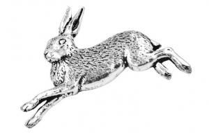 Brosch - Hare