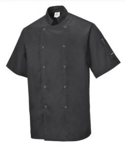 Portwest Cumbria - kortärmad kockskjorta