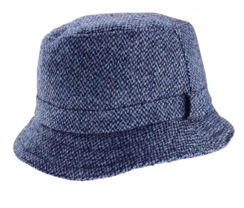 Harris Tweed - fiskehatt