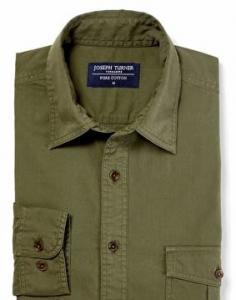 Joseph Turner safariskjorta