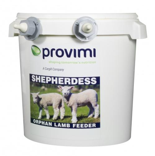 Shepherdess Uppvärmd lammbar