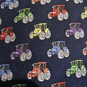 Hoggs Sidenslips - traktorer