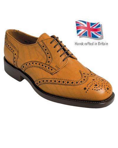 Hoggs Stirling - handsydda skor