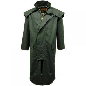 Game Stockman Coat - oljerock