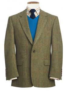 Harris Tweed Stromay - tweedkavaj