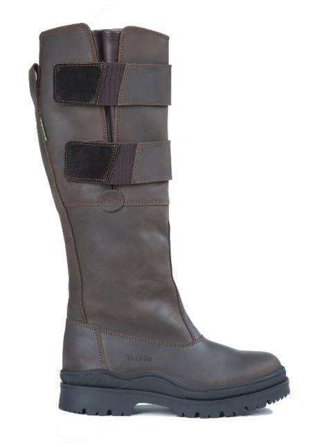Tuffa Suffolk - läderstövel