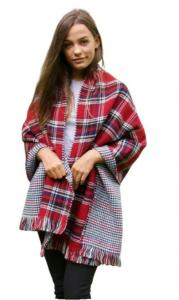 Glen Appin - Wrap Tartan Royal Stewart
