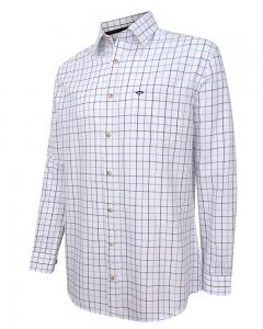 Hoggs Viscount Premier Tattersall Shirt