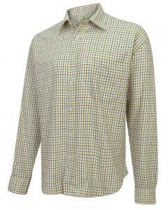 Hoggs Tattersallskjorta - Claret