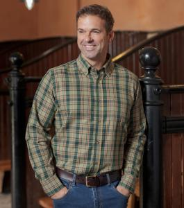 Hoggs Tavistock - herrskjorta