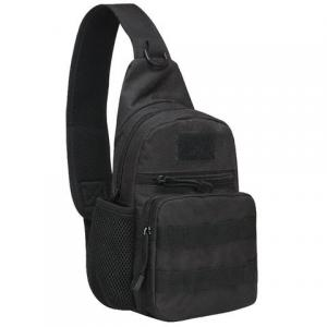 Crossbodyväska Tactical - Svart