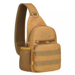 Crossbodyväska Tactical - Sand
