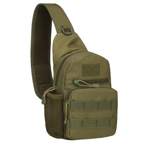 Crossbodyväska Tactical - Grön