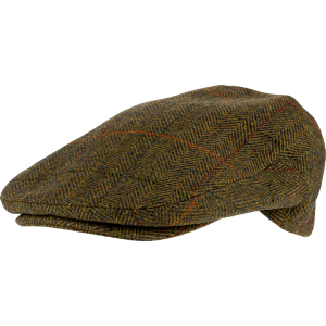 Jack Pyke Wool Tweed Flat Cap