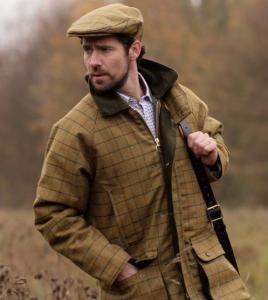 Walker & Hawkes - Abingdon - shooting jacket tweed